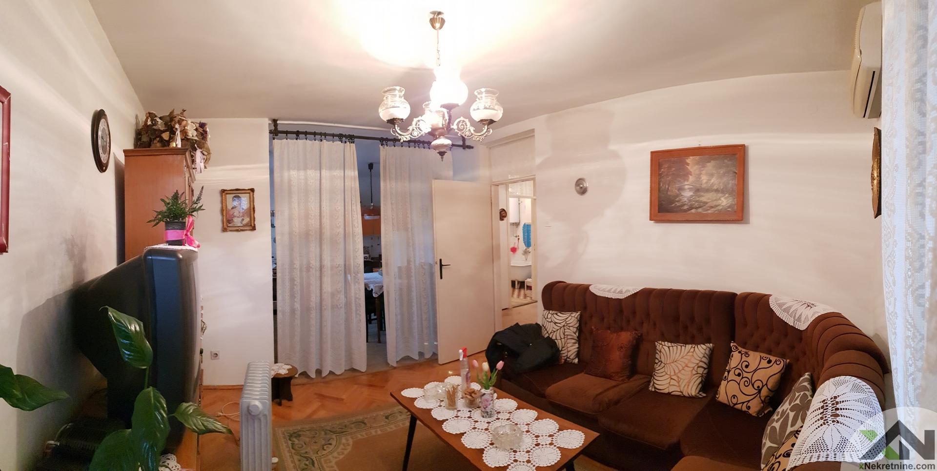 Komforan dvosoban stan – Kralja Tomislava