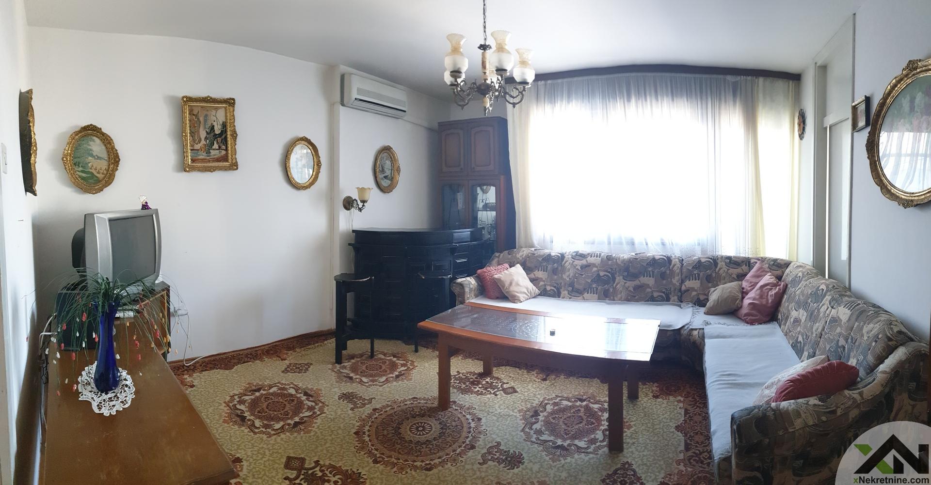 Jednosoban stan - zgrada Mostarka