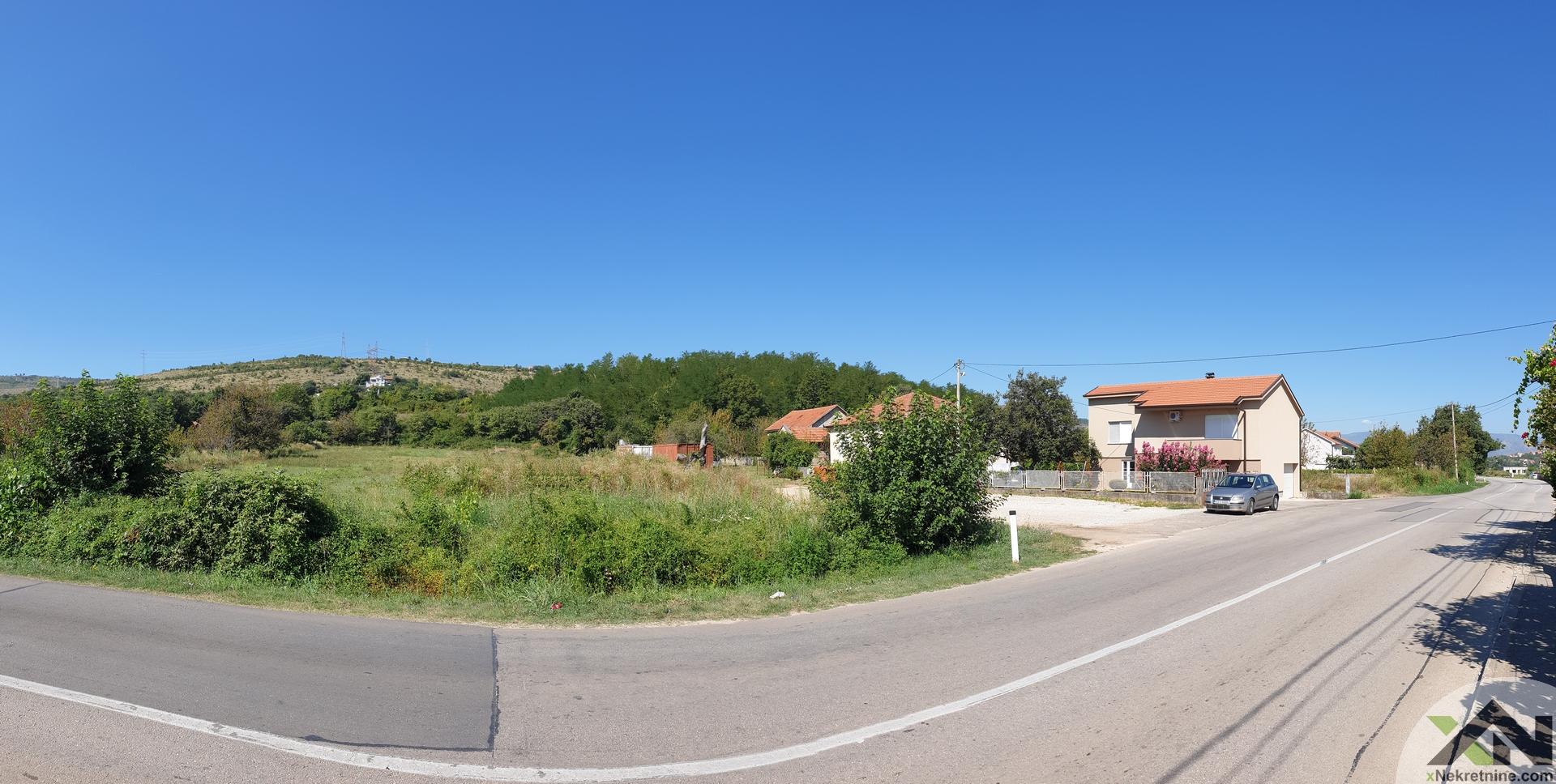 Zemljište Buna 2550m2
