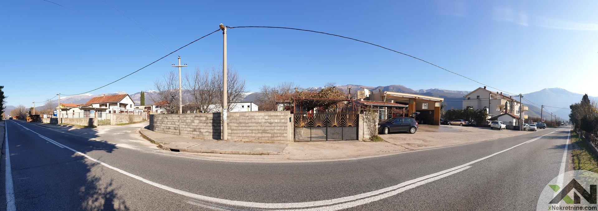 Kuća i poslovni prostor - M17