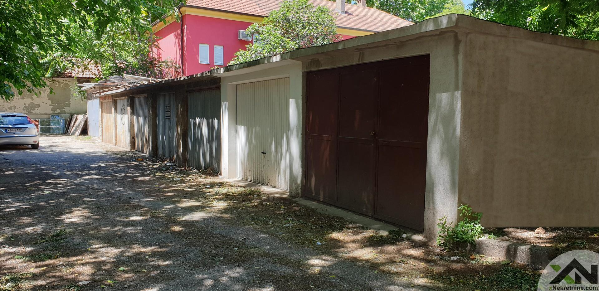 Garaža - Zagrebačka ulica