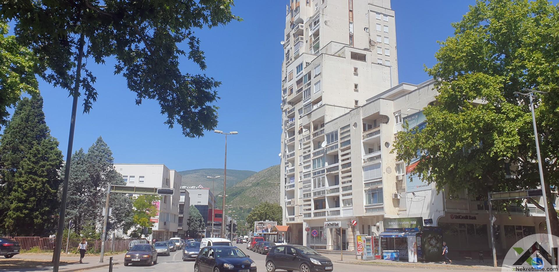 Dvosoban stan - Mostarka