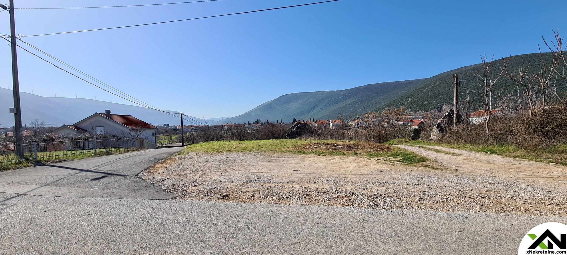 Zemljište iza Namex-a - Potoci