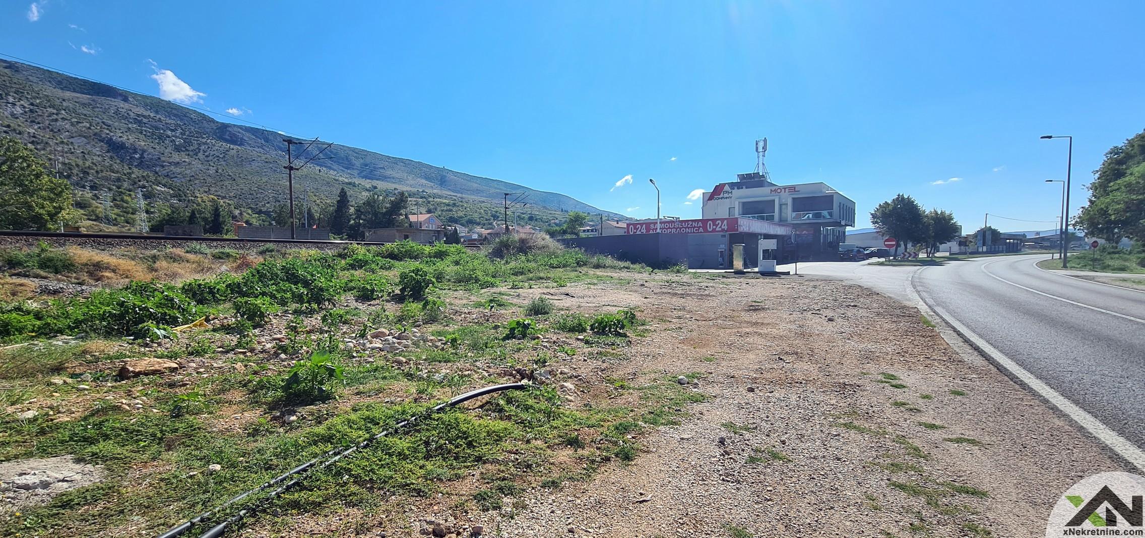 Zemljište Bišće polje uz M17